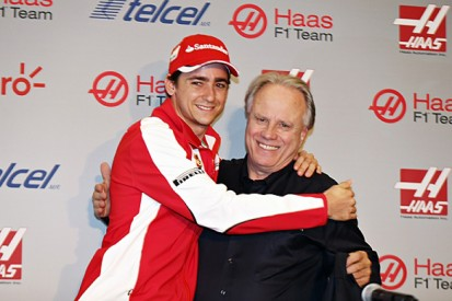 Esteban Gutierrez announced as second Haas F1 driver for 2016