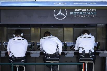 Mercedes F1 team reveals cause of Hungarian GP radio meltdown