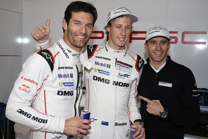 Shanghai WEC: Mark Webber/Brendon Hartley put Porsche on pole