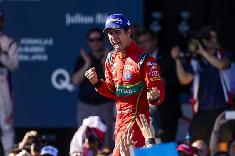 Di Grassi wins 2016/17 Formula E title, Vergne wins first race