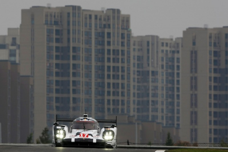 Shanghai WEC: Ex-F1 racer Mark Webber leads Porsche practice 1-2