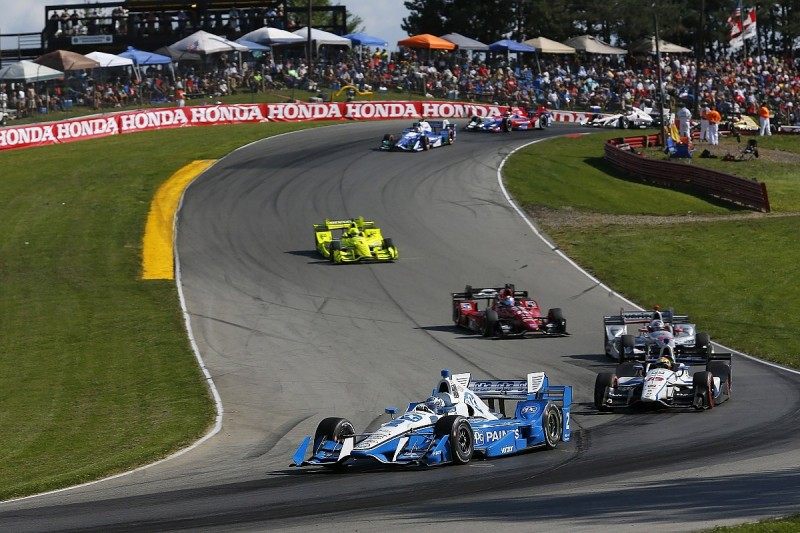 Mid-Ohio IndyCar: Penske's Josef Newgarden dominates