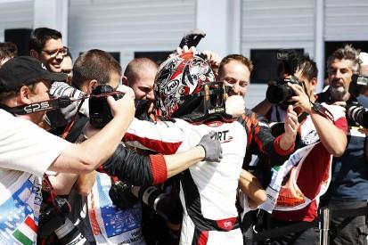 Hungary F2: Honda F1 junior Matsushita takes sprint race victory