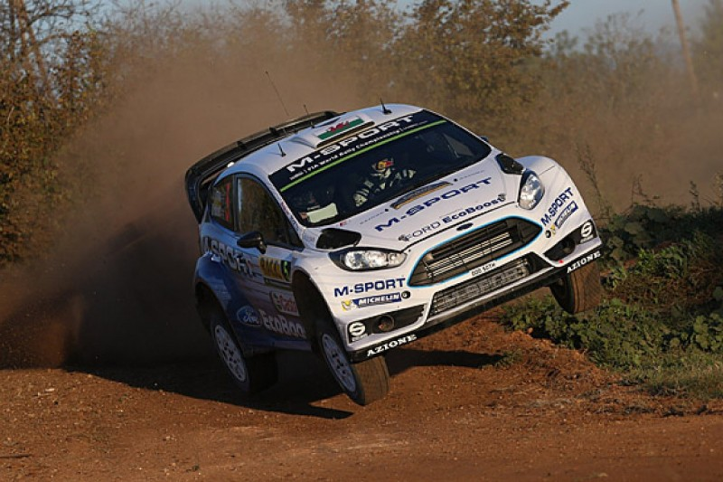 M-Sport WRC drivers' futures in doubt ahead of Rally GB