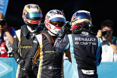 Formula E rivals Abt and Frijns bemused by Buemi's post-race tirade