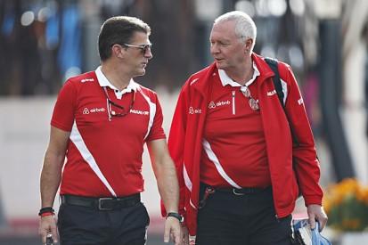 Manor Formula 1 team bosses John Booth and Graeme Lowdon resign