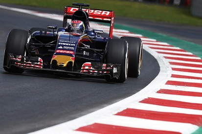 Mexican GP: Max Verstappen quickest in practice one for Toro Rosso