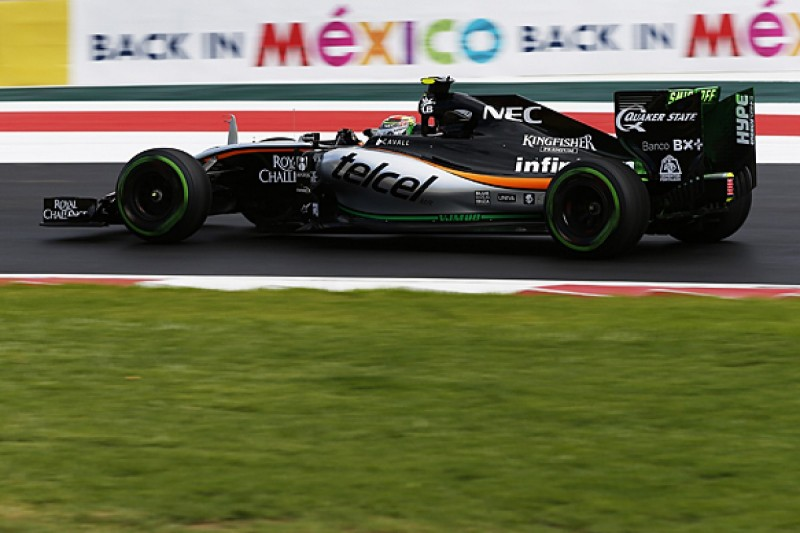 Force India F1 team set for Aston Martin Racing branding deal