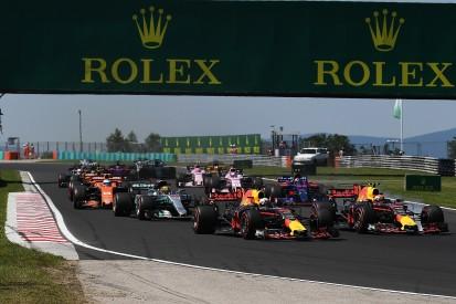 Ricciardo: Red Bull F1 team-mate Verstappen 'amateur' in collision