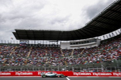 Mexican GP: Nico Rosberg leads the Red Bulls in F1 practice two