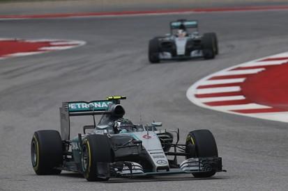 Nico Rosberg: Gust of wind caused United States GP mistake