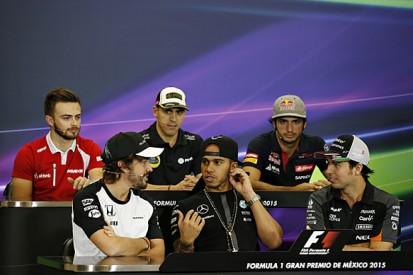 Mexican GP: Full Thursday F1 press conference transcript