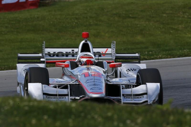IndyCar Mid-Ohio: Will Power leads Penske 1-2 in qualifying