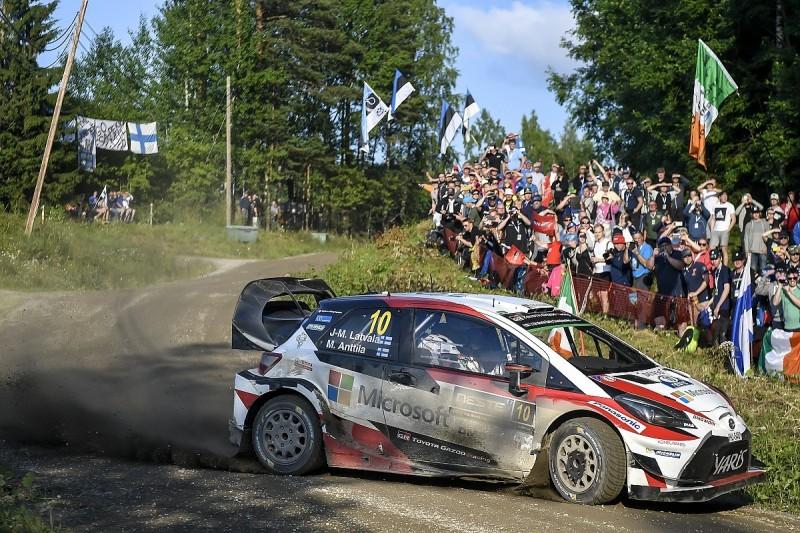 Jari-Matti Latvala Rally Finland failure like a 'knife in my heart'