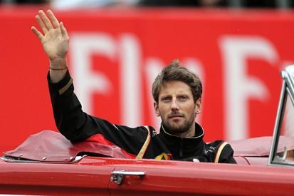 Grosjean already working with Haas F1, Gutierrez announcement due