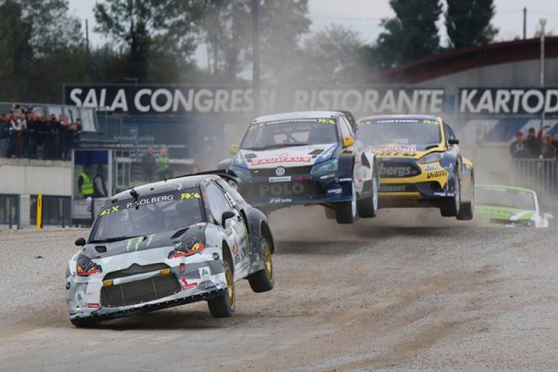 World Rallycross Championship announces 12-event 2016 calendar