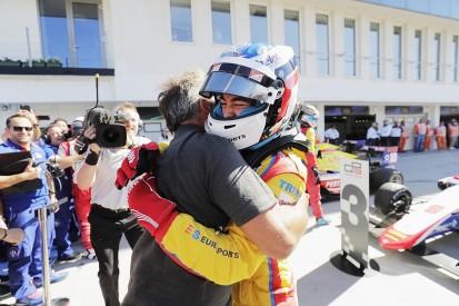 Hungary GP3: Ferrari F1 junior Alesi takes second race two win