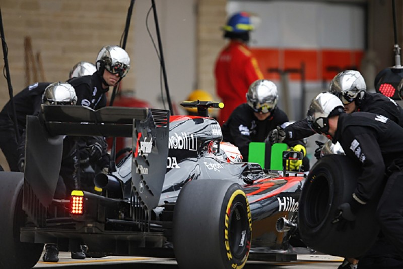 Mexican GP: McLaren's Button and Alonso both get engine penalties