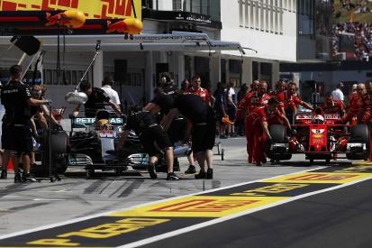 Lewis Hamilton: Ferrari will have 'easy breeze' to Hungarian GP win