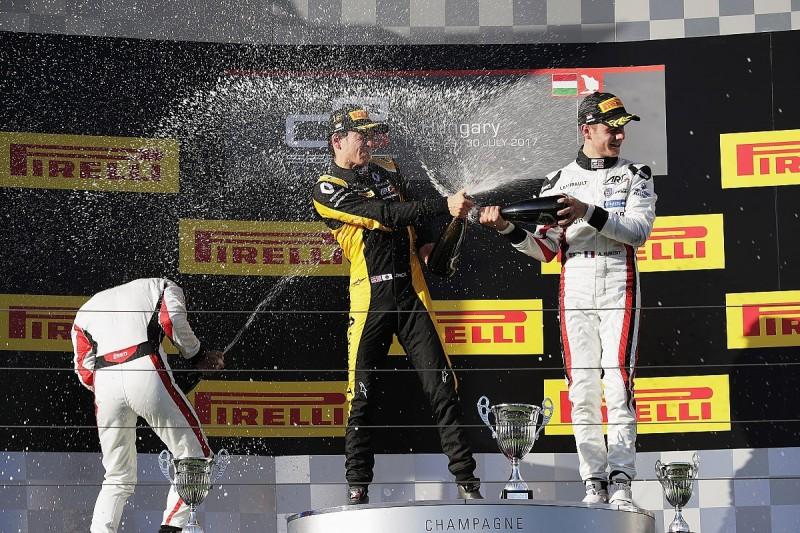 Hungary GP3: Jack Aitken heads ART GP 1-2-3 as Russell can't start