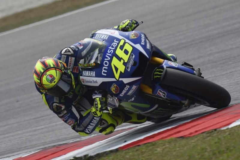 Rossi's standing not a factor in penalty for Marquez MotoGP clash