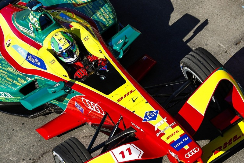 Montreal Formula E: Di Grassi on pole, Buemi crashes and penalised