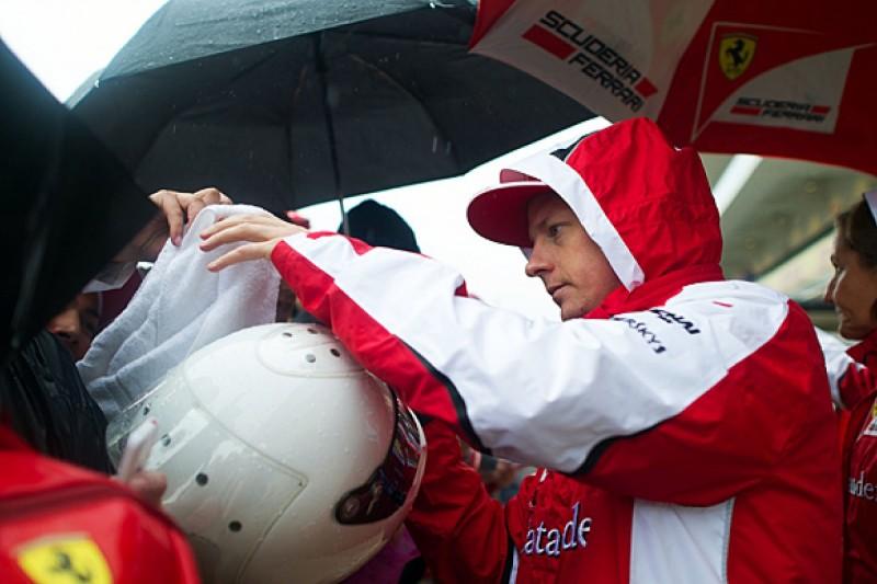 Kimi Raikkonen backs two-day format for Formula 1 grand prix events