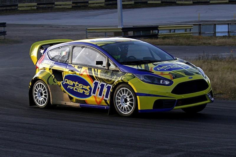 Derek Tohill returns to World and European Rallycross for 2016