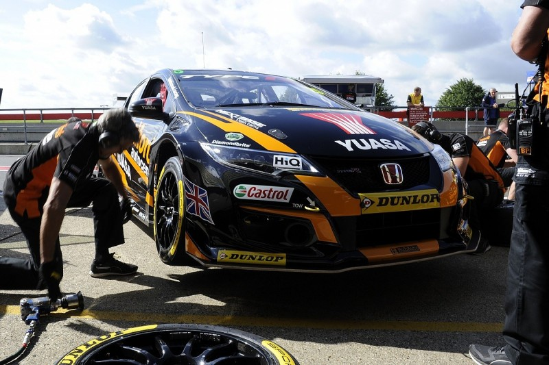 BTCC Snetterton: Neal promoted 19 places on grid after Honda appeal