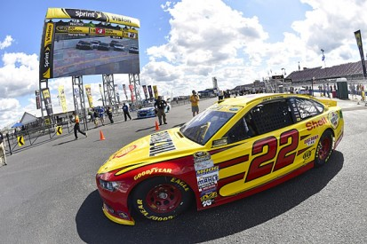 Joey Logano thought NASCAR Sprint Cup win streak was impossible