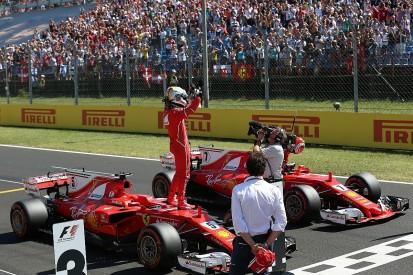 Sebastian Vettel takes Hungarian GP pole, Lewis Hamilton fourth