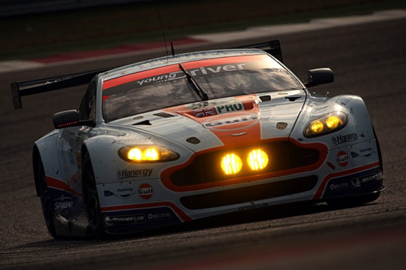 Aston Martin pulls Danish-driven GTE Pro car from Shanghai WEC