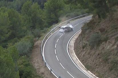 Sebastien Ogier: Rally Catalunya final-stage crash was 'stupid'
