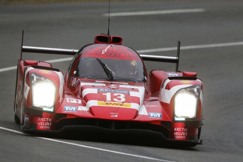 Matheo Tuscher replaces Daniel Abt at Rebellion Racing for WEC