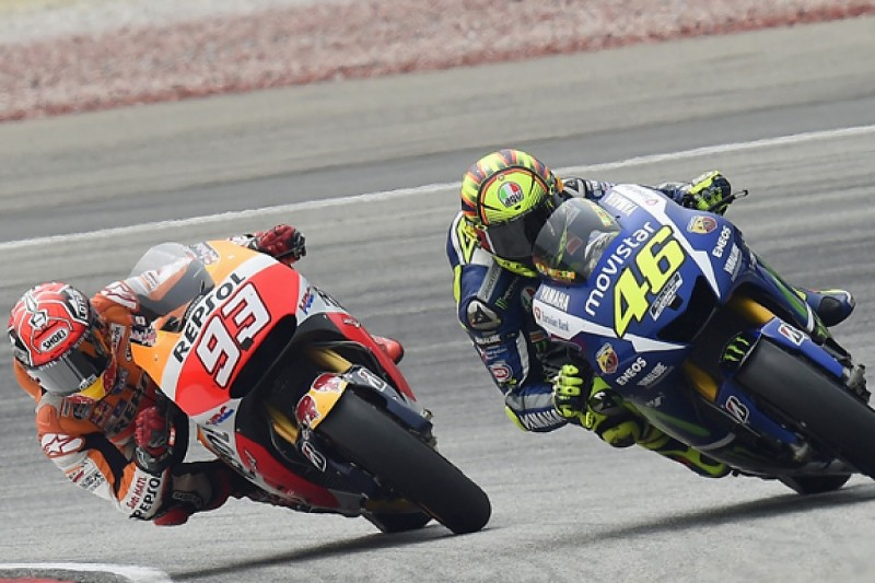 Yamaha says Marquez should be questioned about Rossi MotoGP clash