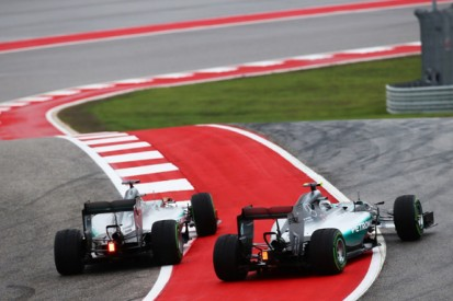 Mercedes F1 team to act to avoid repeat of Spa 2014 fallout