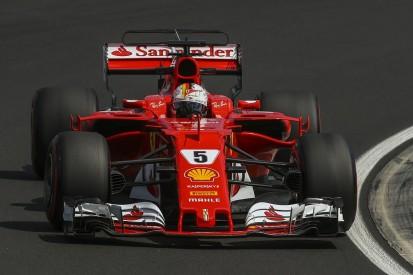 Ferrari should be proud of F1 rivals' rules clarifications - Vettel