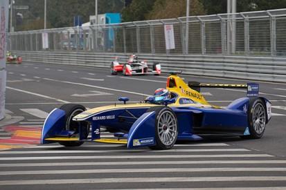 Renault deserves credit for Formula E dominance - Sebastien Buemi