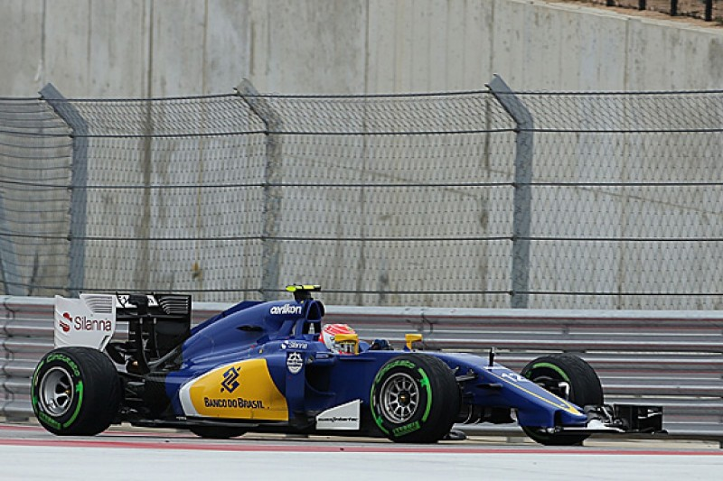 Sauber to 'have a word' with its F1 drivers after US GP clash