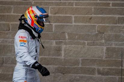 McLaren investigating Fernando Alonso's new F1 engine after US GP