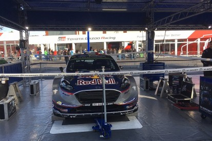 M-Sport seeks more time for decision on Ogier's co-driver's fitness