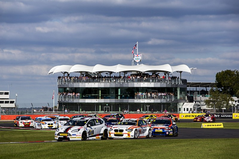 British Touring Car Championship changes race two grid format
