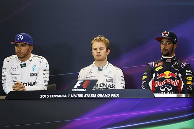 United States GP qualifying FIA press conference transcript