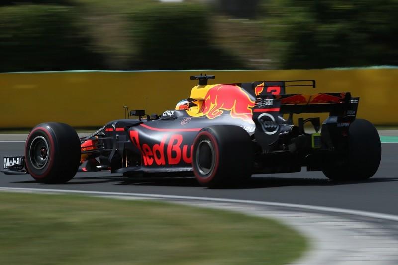 Hungarian GP: Ricciardo says upgraded Red Bull feels like a B-spec