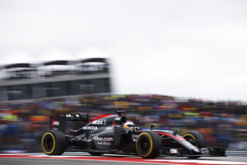 US F1 Grand Prix: Engine problem prevented 'miracle' Alonso result