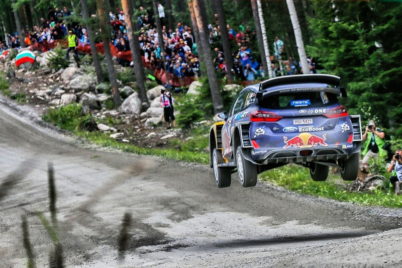 Ogier's co-driver Ingrassia still recovering from WRC Finland crash