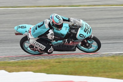 Danny Kent's wait for 2015 Moto3 championship continues to finale