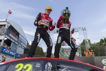 V8 Supercars Gold Coast 600: James Courtney wins on return