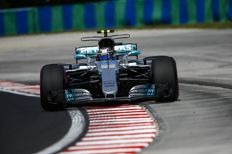 Mercedes pair say F1 car not good enough in Hungarian GP practice