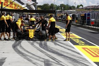 Renault's Nico Hulkenberg set for Hungarian Grand Prix grid penalty